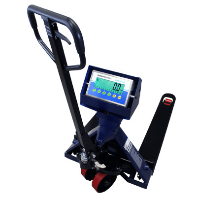 PTS Pallet Truck Scale Side View
