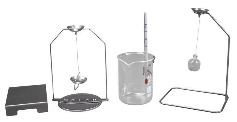 Density Kit for Weighing Below-Balance