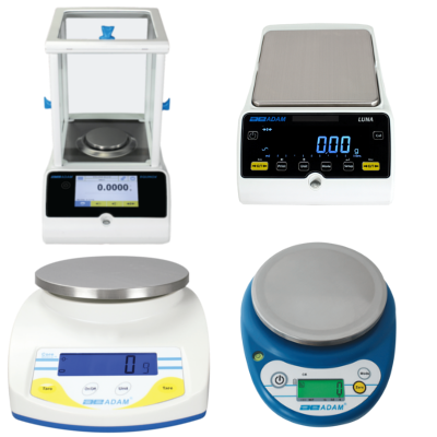 Analytical, Precision and Compact Balances