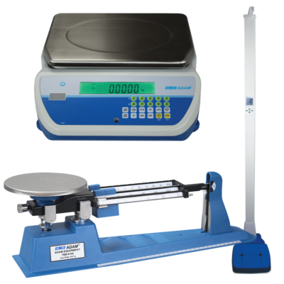 Checkweighing, Medical and Mechanical Scales