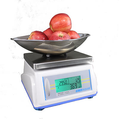 Wbz Weighing Apples