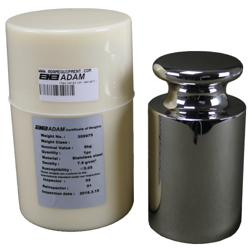 F1 5kg Calibration Weight