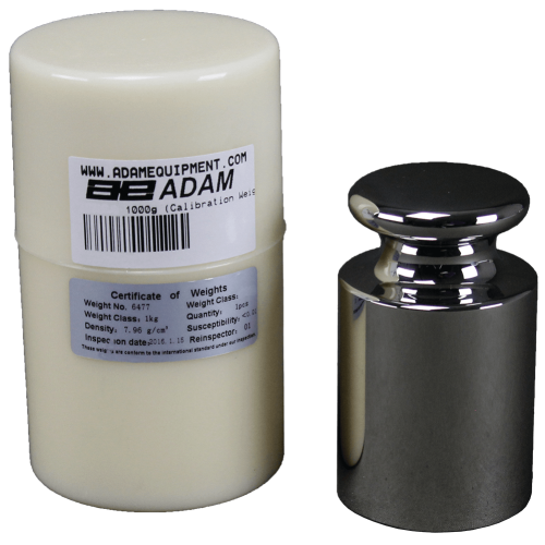M1 1kg Calibration Weight